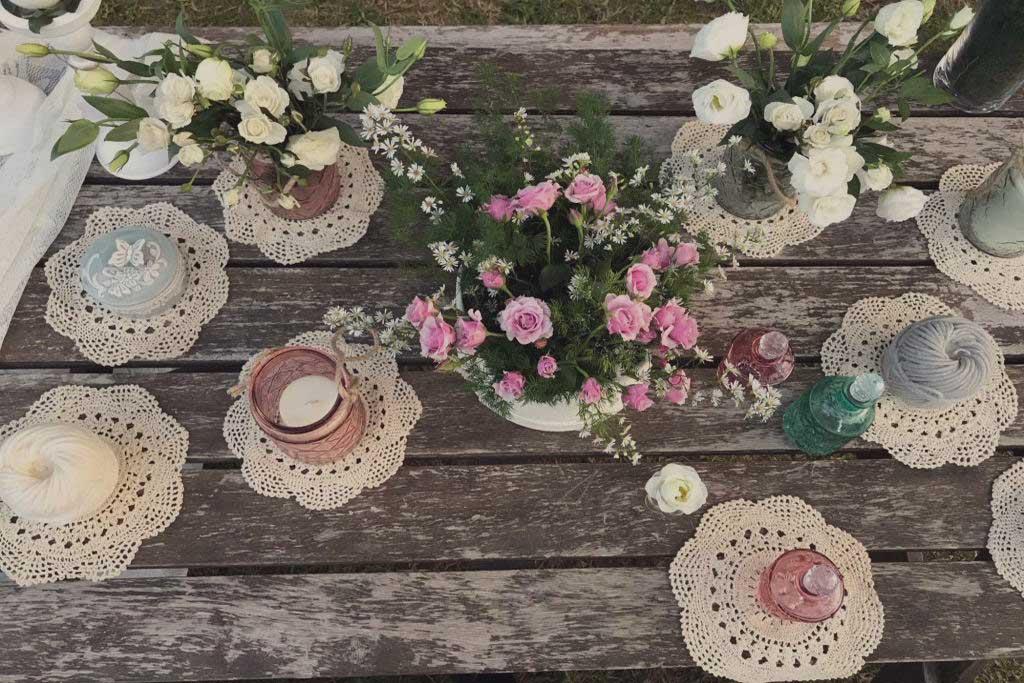 wedding planner manuela restuccia sicilia allestimenti boho chic
